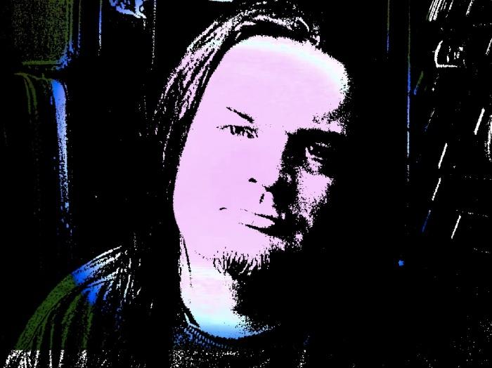 Mike Nobody - GLITCH Portait 022