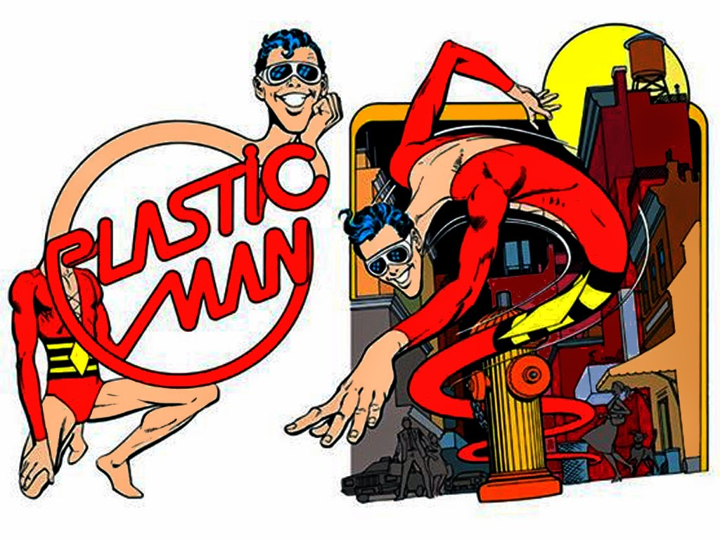 Plastic Man | Mike Nobody