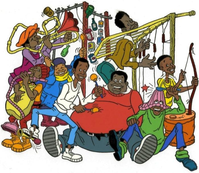 Fat Albert and the Junkyard Band_12001