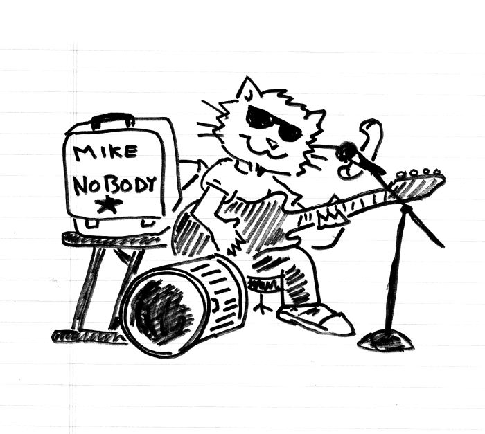 MikeyCat OneCatBand
