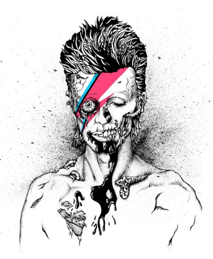 Dead Bowie 2016
