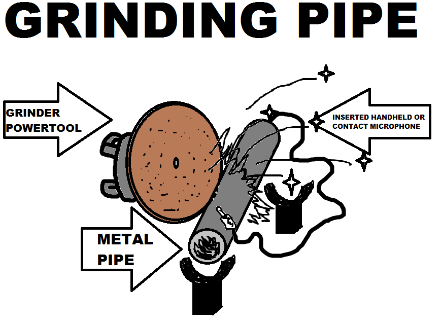 NegativeM Grinding Pipe