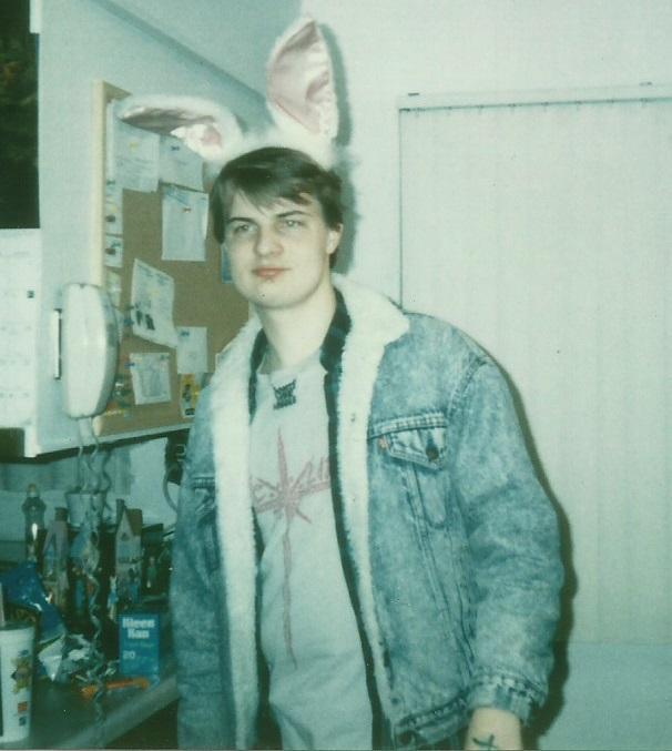 Mike Nobody 1988-1989-ish Legacy Photo 2